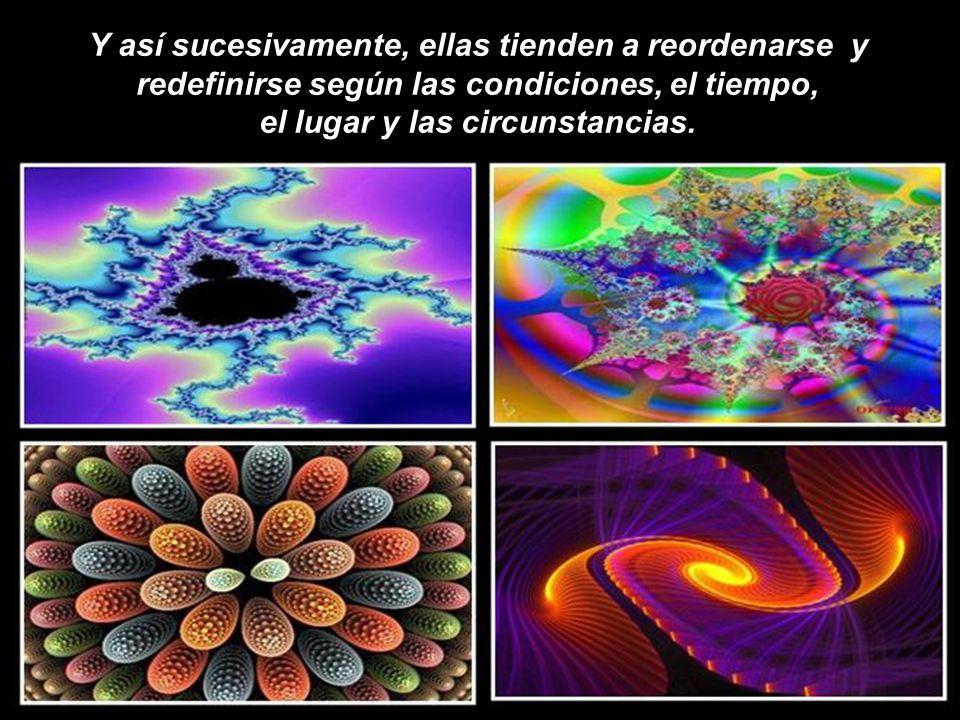 En el caso contrario, si la energía se encuentra distorsionada o no ha alcanzado su perfección, entonces las cualidades proyectadas puede que sean neg