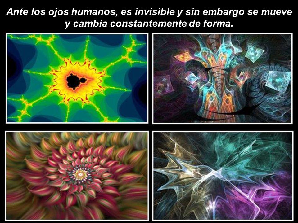 Cada movimiento energético manifestado, tiene cierto parecido con el otro, pero con una leve característica, que lo hace diferente.