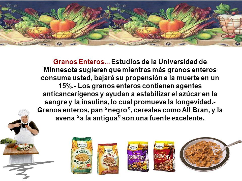 Espinaca.. El segundo entre los vegetales solamente comparado al ajo en su actividad antioxidante y tambien es rica en acido fólico, el cual ayuda a l
