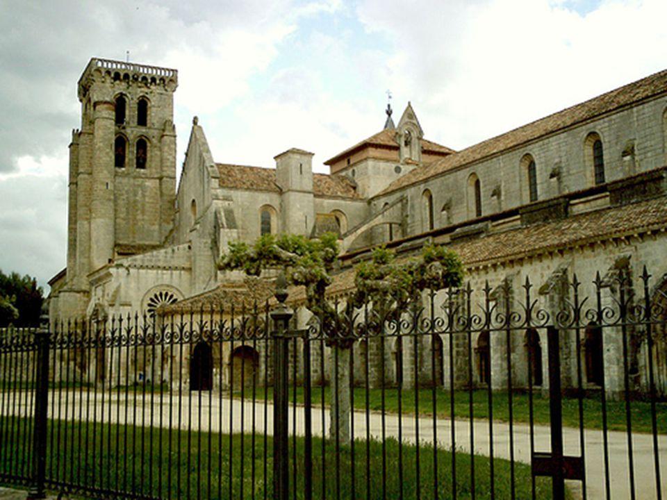 El Monasterio desde la huerta