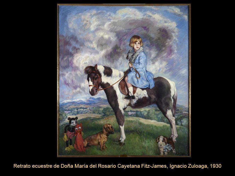 La Marquesa de Lazan, Francisco de Goya, 1804.