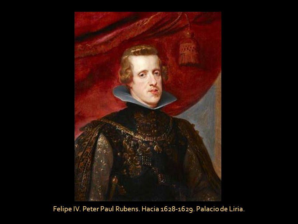Artemisa. Gerard Seghers. Hacia 1612-1615. Palacio de Liria.