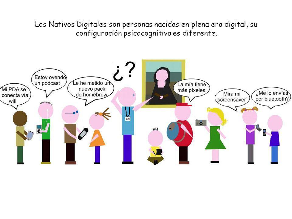 ¿Y los Inmigrantes Digitales?