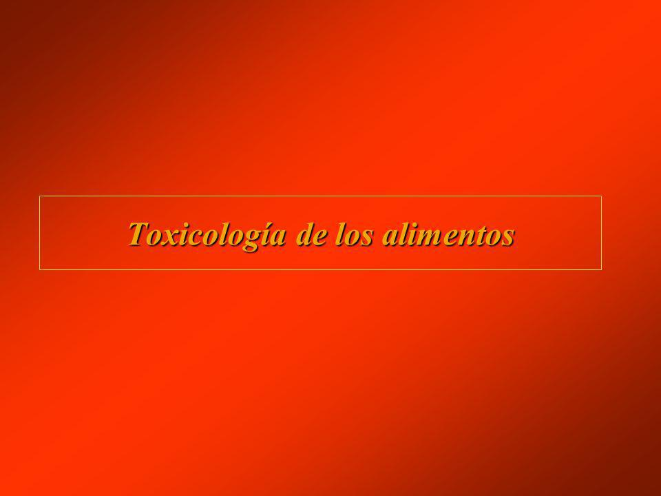 Toxiinfección alimentaria (TIA).Definiciones.