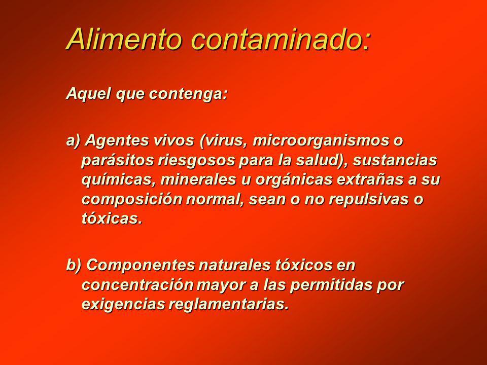 1984 Jujuy.Argentina –TIPO DE ACCIDENTE: Intoxicación pediátrica con leche contaminada.
