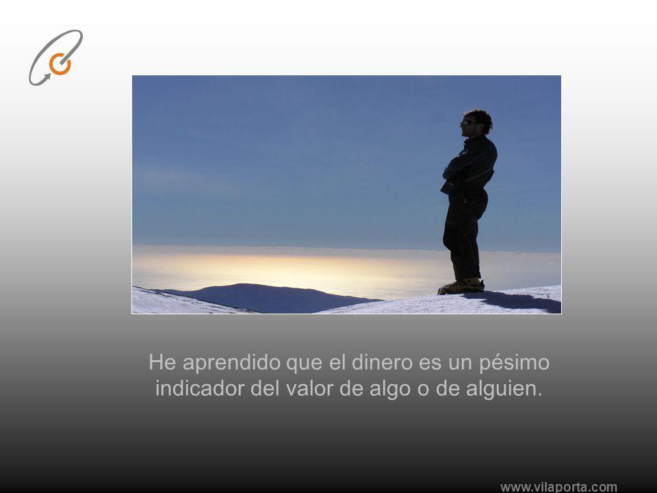 www.vilaporta.com He aprendido que los héroes son las personas que hacen aquello de lo que están convencidos, a pesar de las consecuencias.