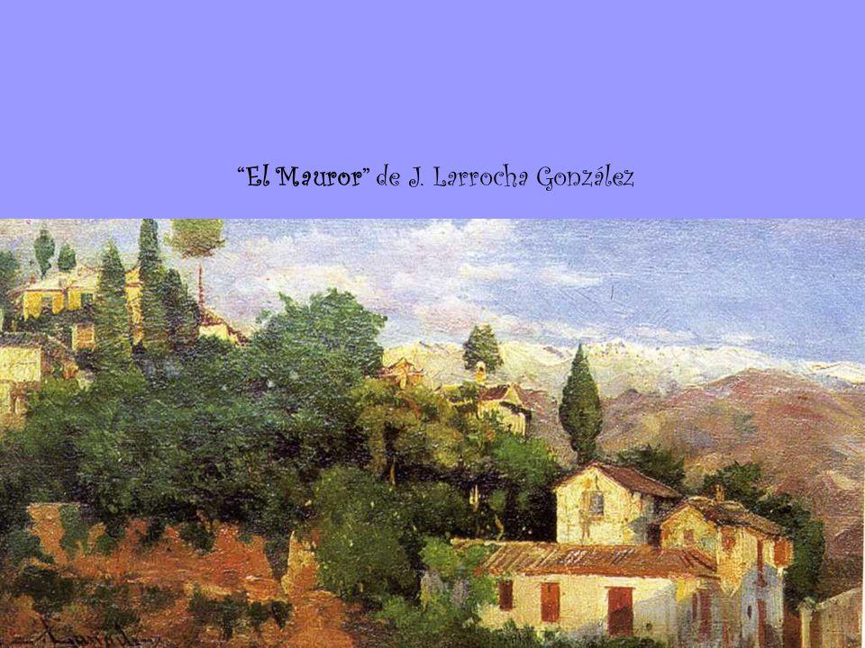 Bosque de la Alhambra de José Larrocha González