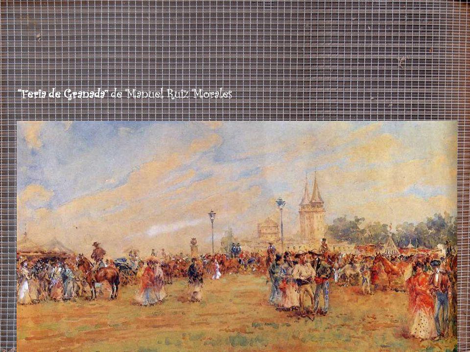 Mercado navideño en el embovedado de M. Ruiz Morales
