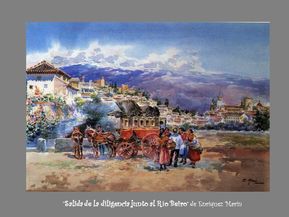 Granada de Isidoro Marín