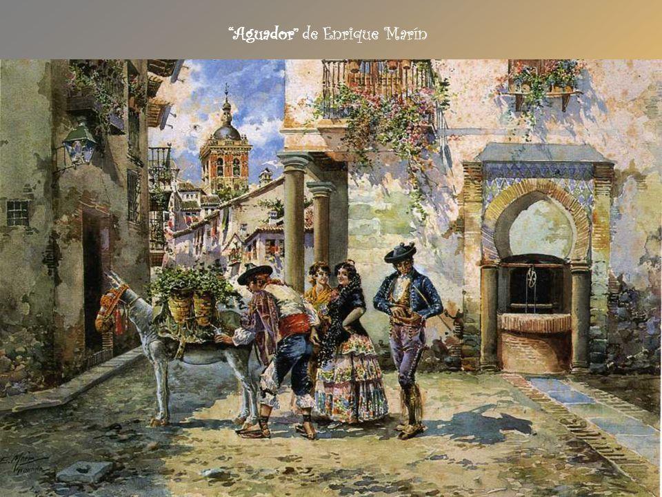 lavadero de la Puerta del Sol de Enrique Marín