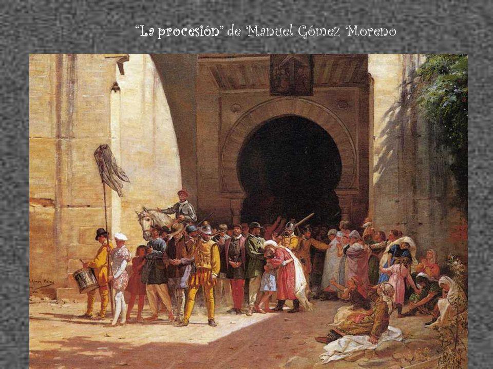 Procesión del Corpus de José García Rodríguez