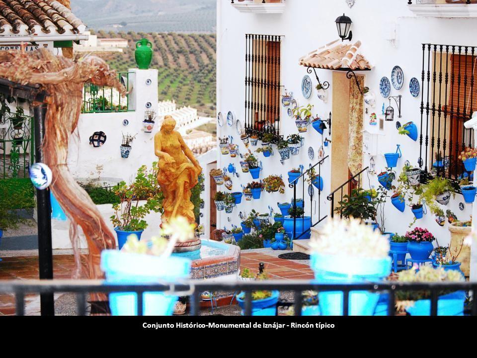 Barrio de la Villa de Priego de Córdoba Placita de San Antonio. Barrio de la Villa de Priego de Córdoba
