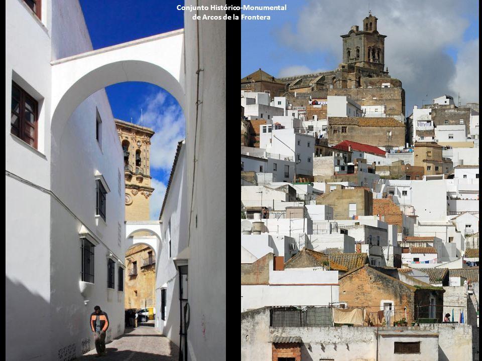 Conjunto Histórico-Monumental de Arcos de la Frontera