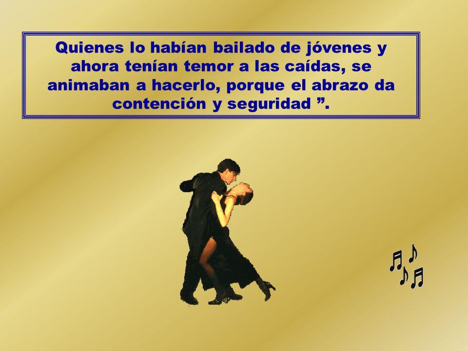 La psicóloga Rosa Sosnitsky descubrió las propiedades del tango cuando, en su otro rol de cantante, iba a los geriátricos.