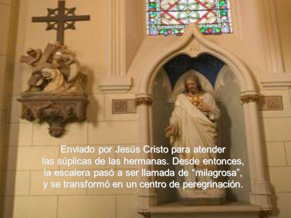 Una leyenda nació en la ciudad de Santa Fé, que pasó a creer que el carpintero era de verdad San José.