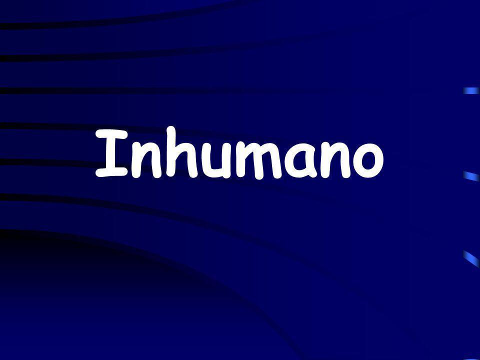 Inhumano