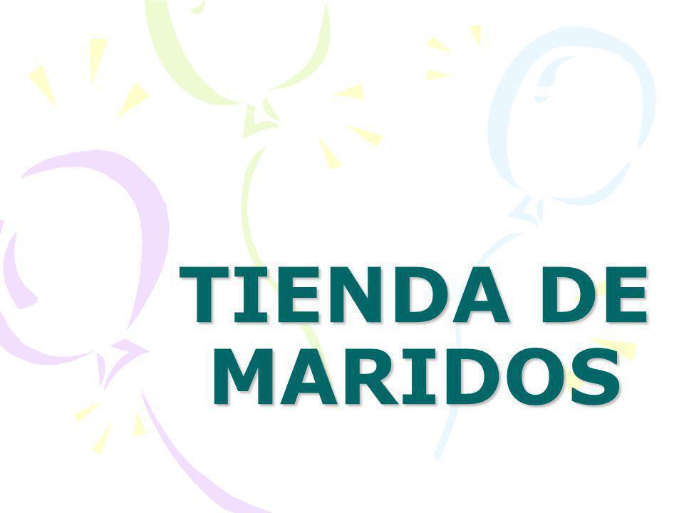 TIENDA DE MARIDOS