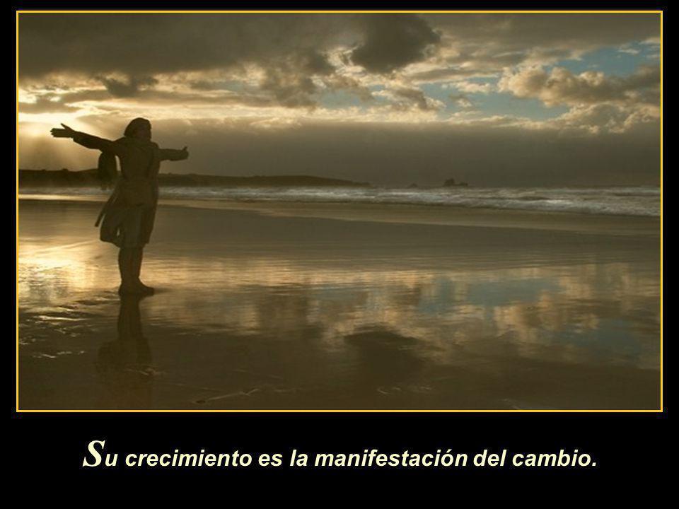 U stedes son las personas que cambiarán la condición humana y expandirán la conciencia del planeta al nivel de la era espiritual, sucesora de la era material.