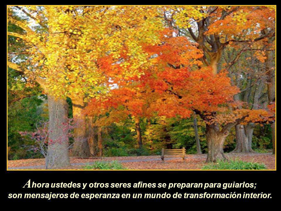 E ntonces la gente intentará recuperar las Verdades Eternas y reconstruir su vida de acuerdo con ellas.