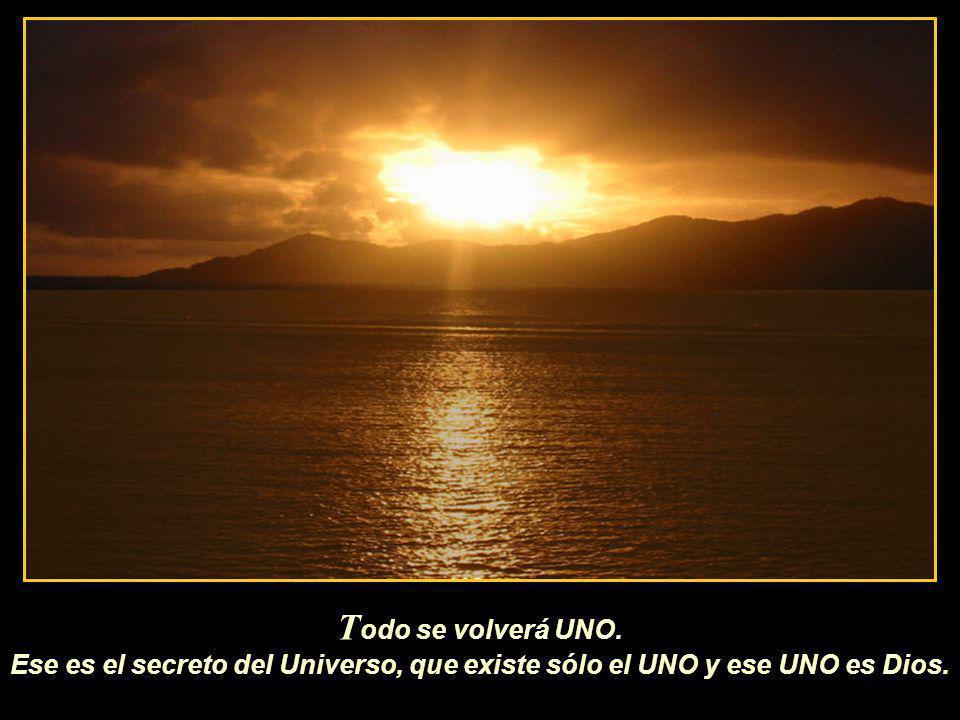 E l cambio llegará, el día del despertar no está lejos y cuando eso suceda, habrá una revelación de lo que en verdad es Dios.