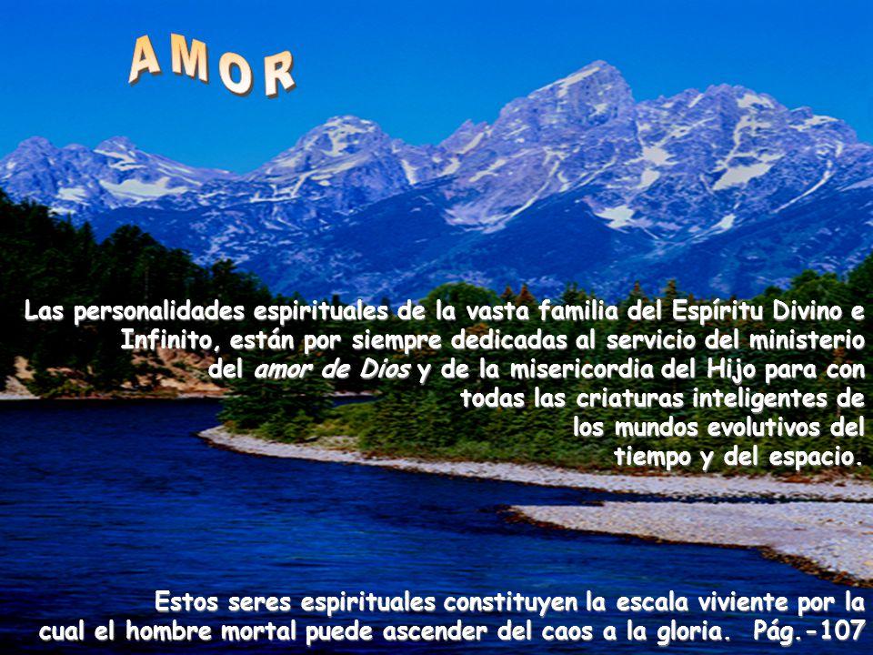 Es el amor de Dios el que impulsa a los hombres a buscar la salvación. El amor es el antecesor de toda bondad espiritual, la esencia de lo verdadero y