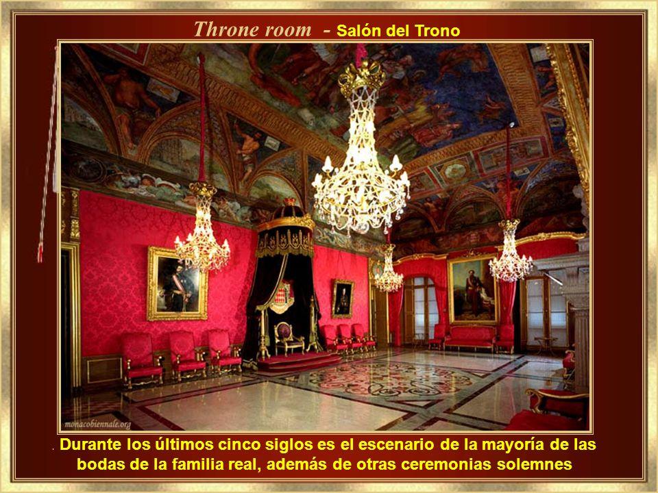 Grimaldi Palace - Palacio Grimaldi Residencia oficial del Principado de Mónaco