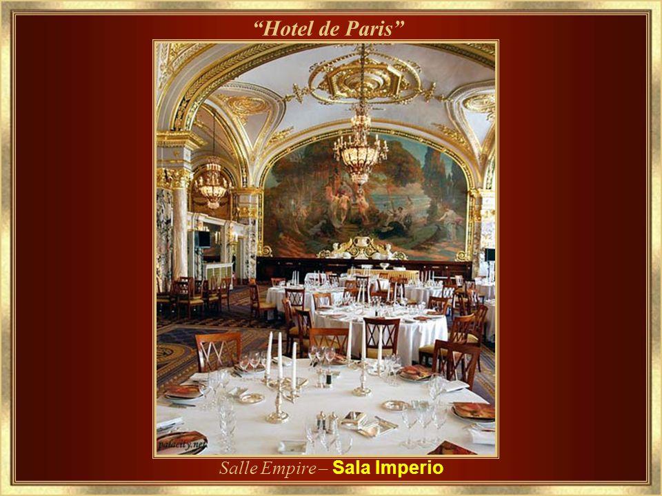 Inaugurado en 1864 Hotel de Paris