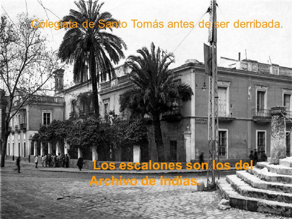 Mercantil, La calle Sierpes frente al Club Mercantil, donde en verano sus socios sacaban a las calles las sillas.