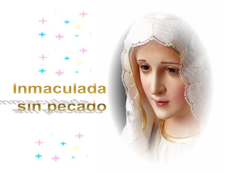 María de la luz que ha decidido colocar en tu seno su guarida hija del Padre preferida para hacer del esclavo un redimido