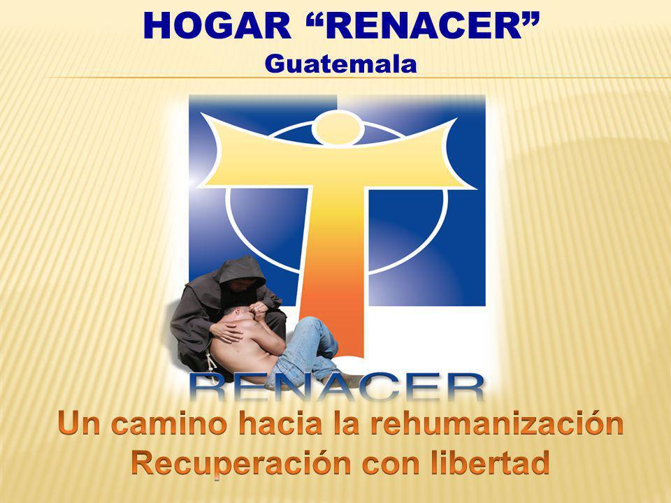 HOGAR RENACER Guatemala