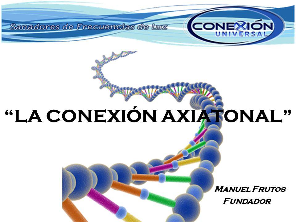 Manuel Frutos Fundador LA CONEXIÓN AXIATONAL