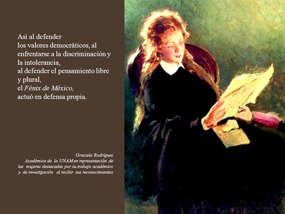 El enclaustramiento de Sor Juana ponía de relieve el secuestro del saber.