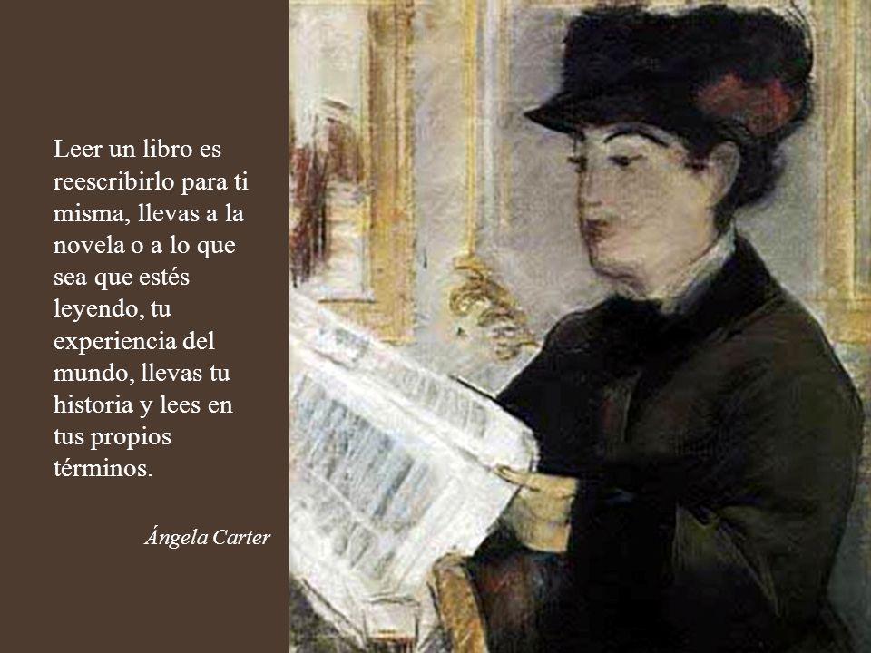 Me he imaginado a mí misma en grandes romances y en arrebatos místicos, en la entrega revolucionaria y en el fuego de la poesía.