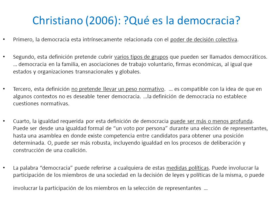 27 Voting and elections are the key to democracyVoting and elections are but one component to democracy, and must be problematized Studying mainstream political parties, processes and structures forms the core of teaching about democracy Studying about democracy necessarily involves preparing (and engaging) for democracy, including dialectical critique, and a focus on power Democratic education is generally concentrated within a single class or subject (i.e., Government, and/or Social Studies) Democratic education is infused across the curriculum, and involves all aspects of how education is organized (i.e., assemblies, extra-curricular, staff meetings…) Weak connection between democracy and education Explicit, engaged connection; democracy must involve a politically literate populace Support for democracy involves uncritical assessment of foreign policy, militarization, conflicts, patriotism Foreign interventions, war, conflicts, racism, injustice and human rights abuses are critically interrogated, linking local issues/concerns with the international/global context Politics generally pertains to elections, the predominant political parties, and the agenda set by the mainstream media Politics pertains to all aspects of education, including decisionmaking, oppression, marginalization and power (what is omitted is as equally important) Concern that teaching for and about democracy may be contentious, and could even be considered indoctrination To not teach about and for democracy in a critical fashion is to privilege dominant hegemony; avoiding contentious matter and concepts can lead to great harm (racism, war, poverty, etc.) Weak linkage between school experience and the broader societal experience Education is linked to society, and should seek to understand, and, in some cases, to transform it Limited formal curriculum on the vastness, richness, and complexity of democracy, with limited opportunities to experience democracy outside of the voting process Formal an