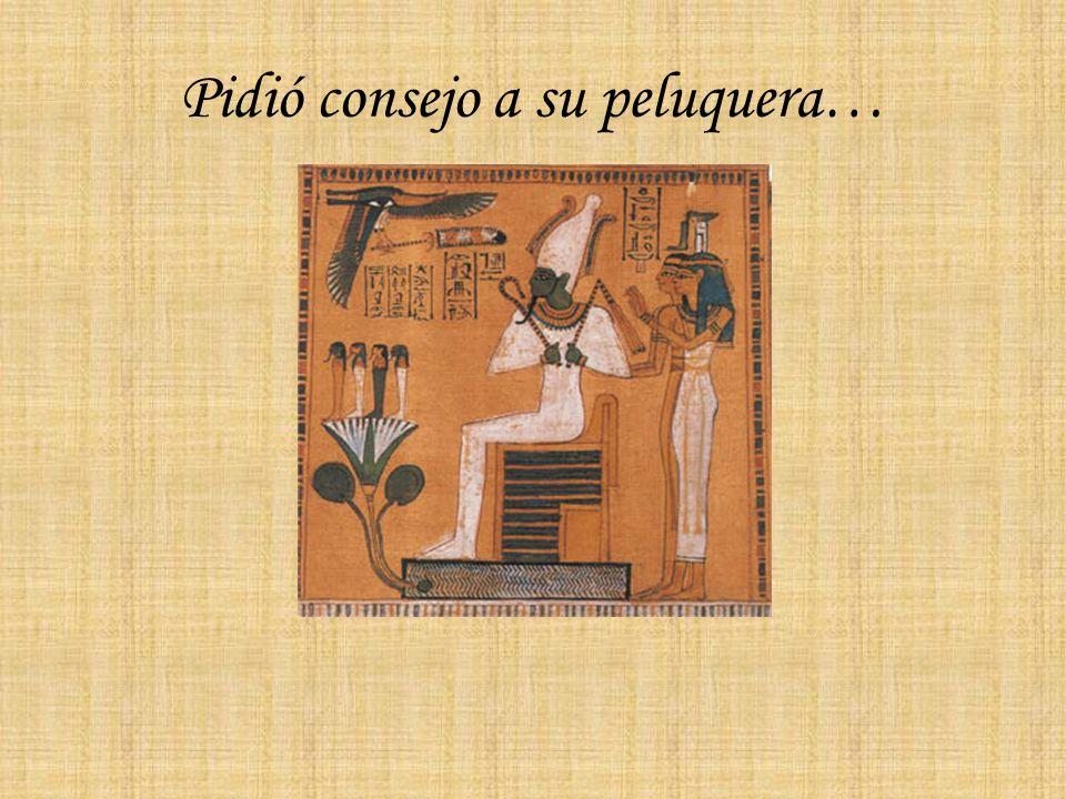 …Y se puso manos a la obra… Atentos a los pectorales que echó por el esfuerzo…
