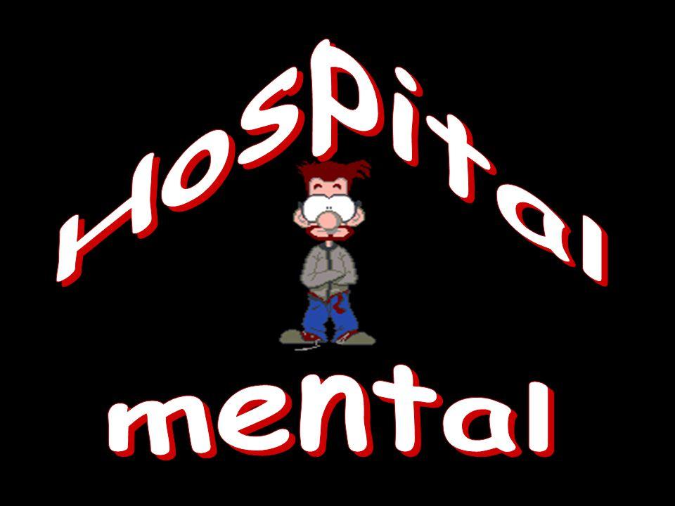 Roberto y Alicia son ambos pacientes en un hospital mental.