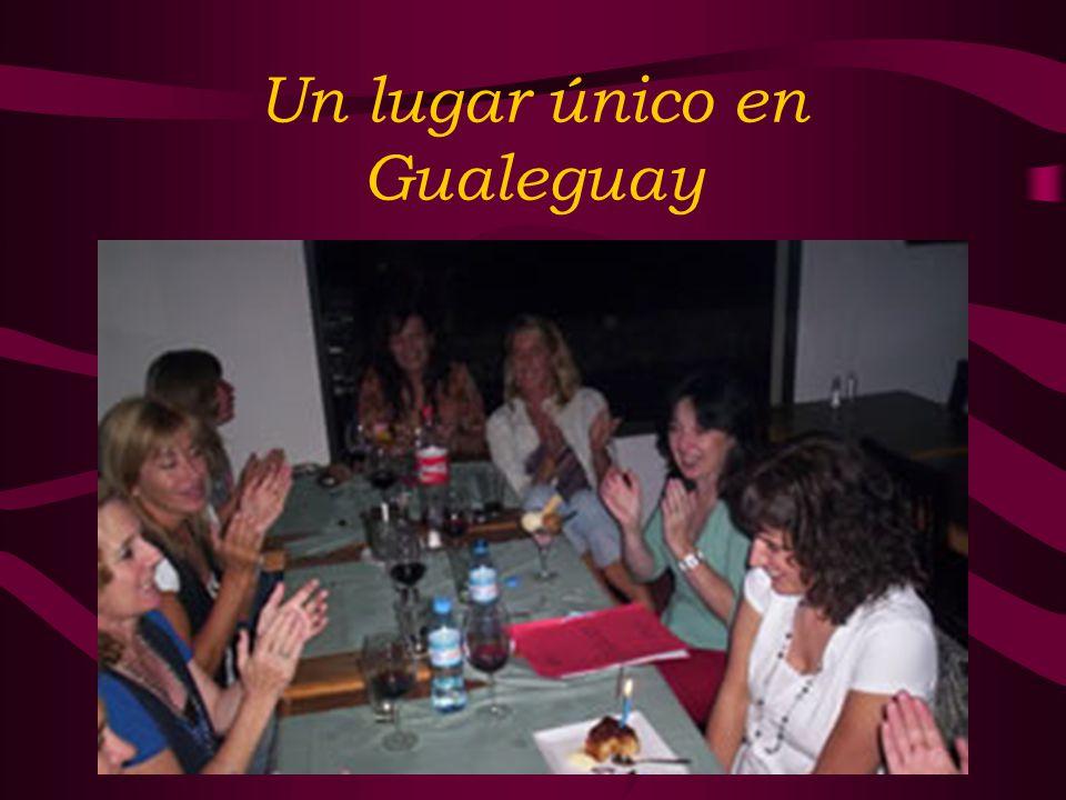 Un lugar único en Gualeguay
