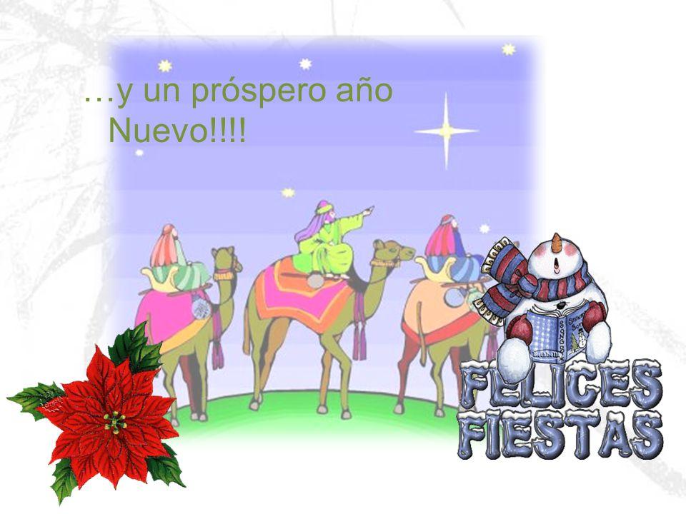 Feliz Navidad queridos amigos todos!!!!