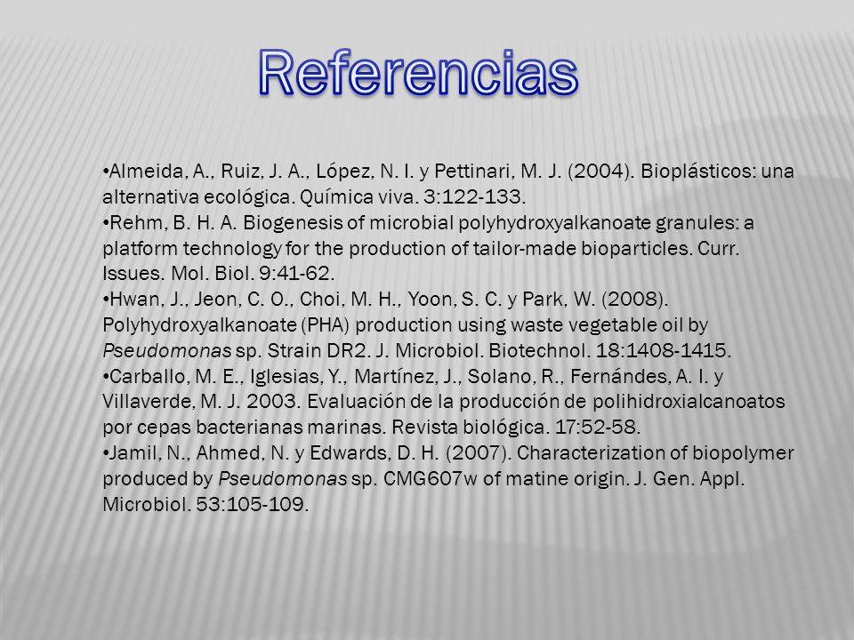 Almeida, A., Ruiz, J.A., López, N. I. y Pettinari, M.