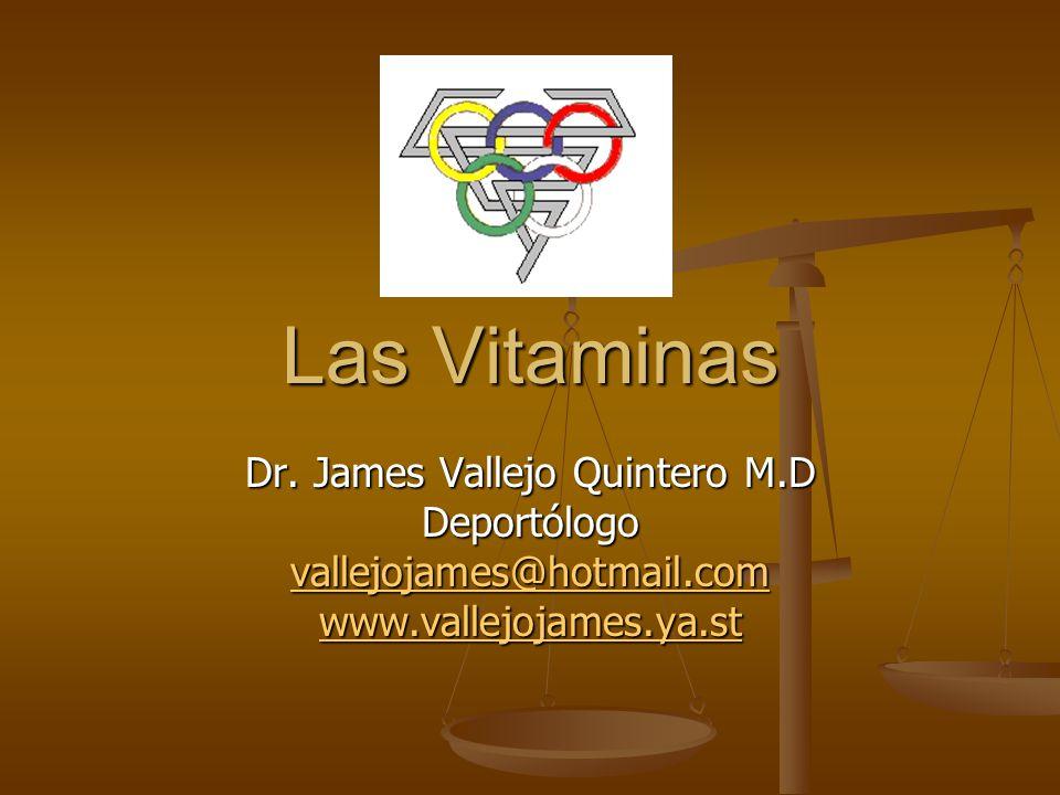 Las Vitaminas Dr.