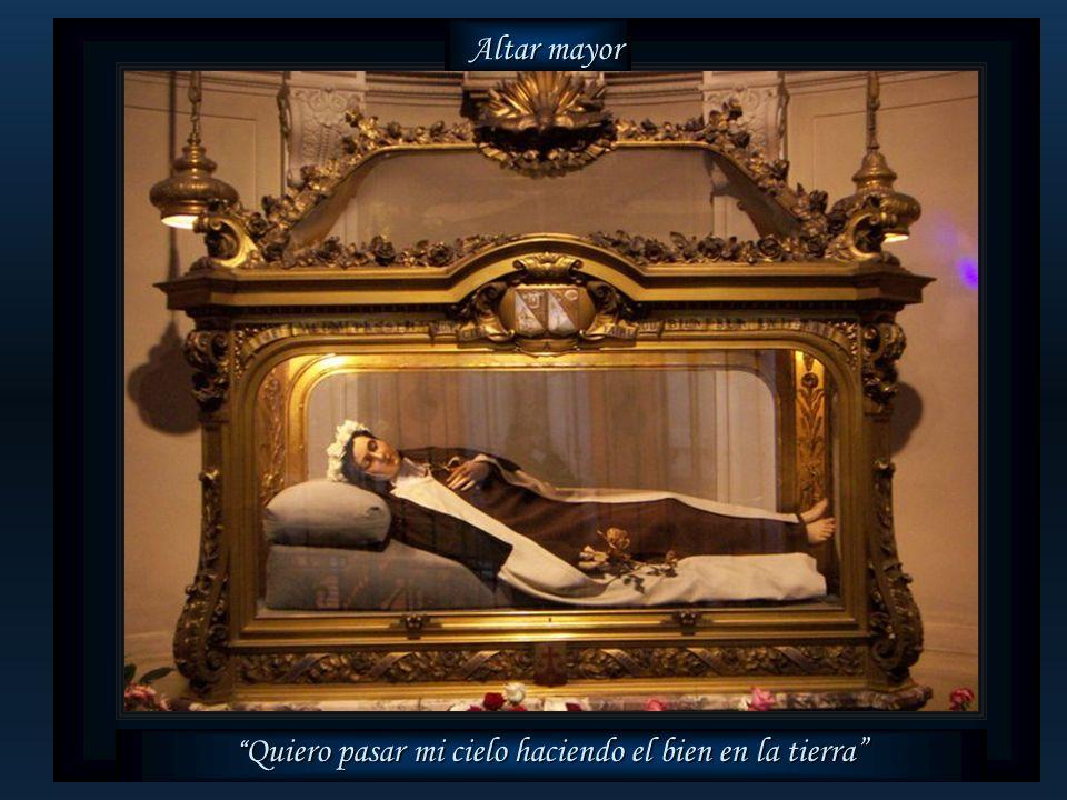 Basílica de Santa Teresita de Lisieux (Francia) Su fiesta se celebra cada año el primero de octubre.