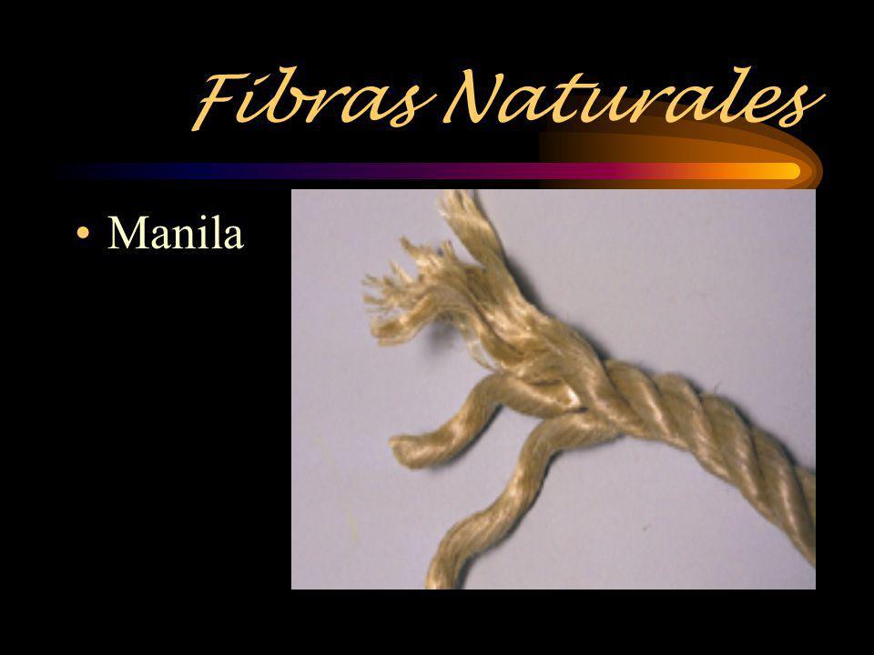 Fibras Naturales Manila