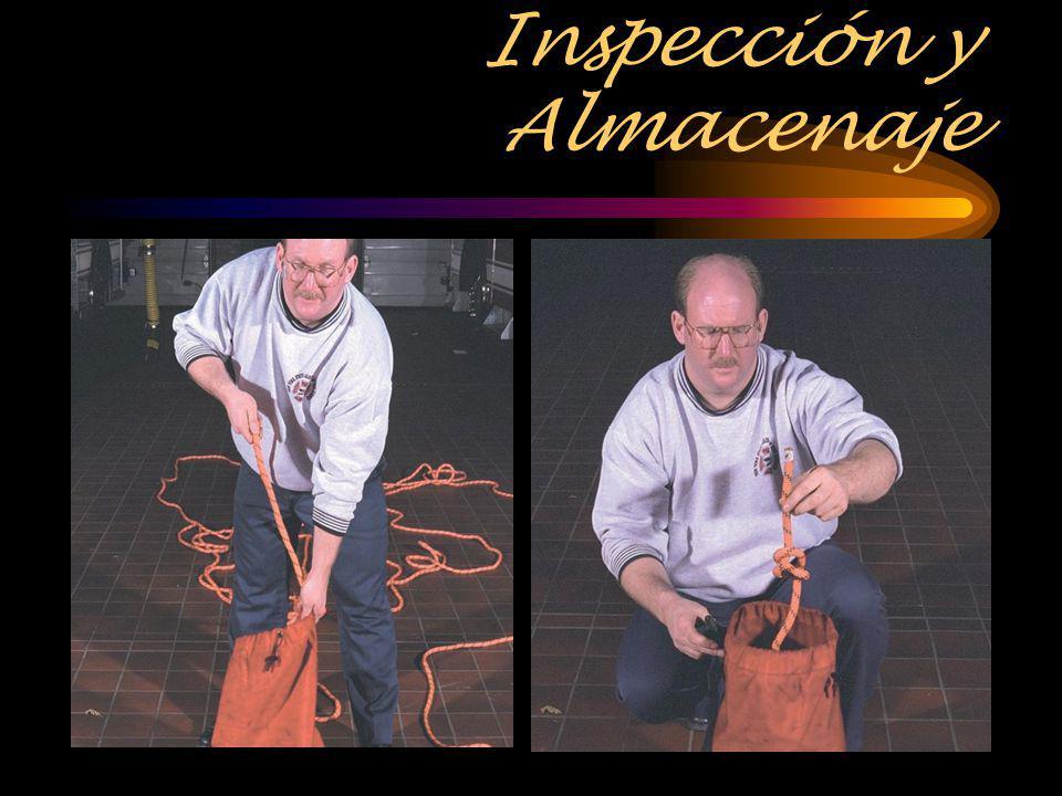Inspección y Almacenaje