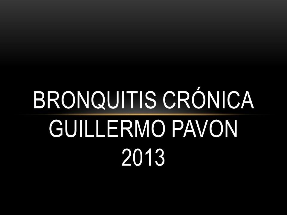 DIAGNOSTICO Para hacer un diagnóstico de bronquitis crónica, la tos y la producción excesiva de moco deben haber ocurrido durante 3 meses o más en al menos 2 años consecutivos.