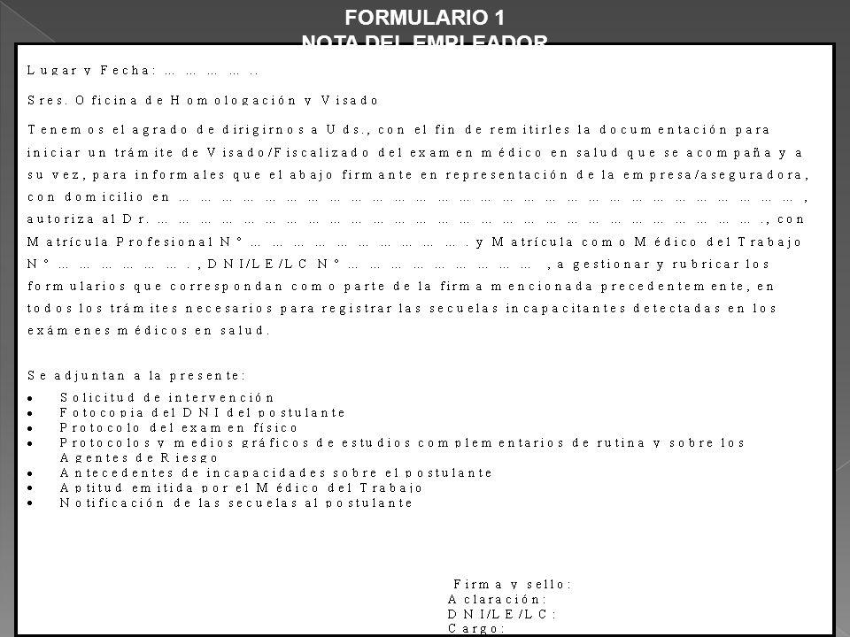 FORMULARIO 1 NOTA DEL EMPLEADOR 5