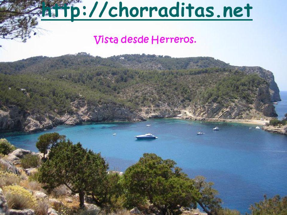 Vista desde Herreros. http://chorraditas.net