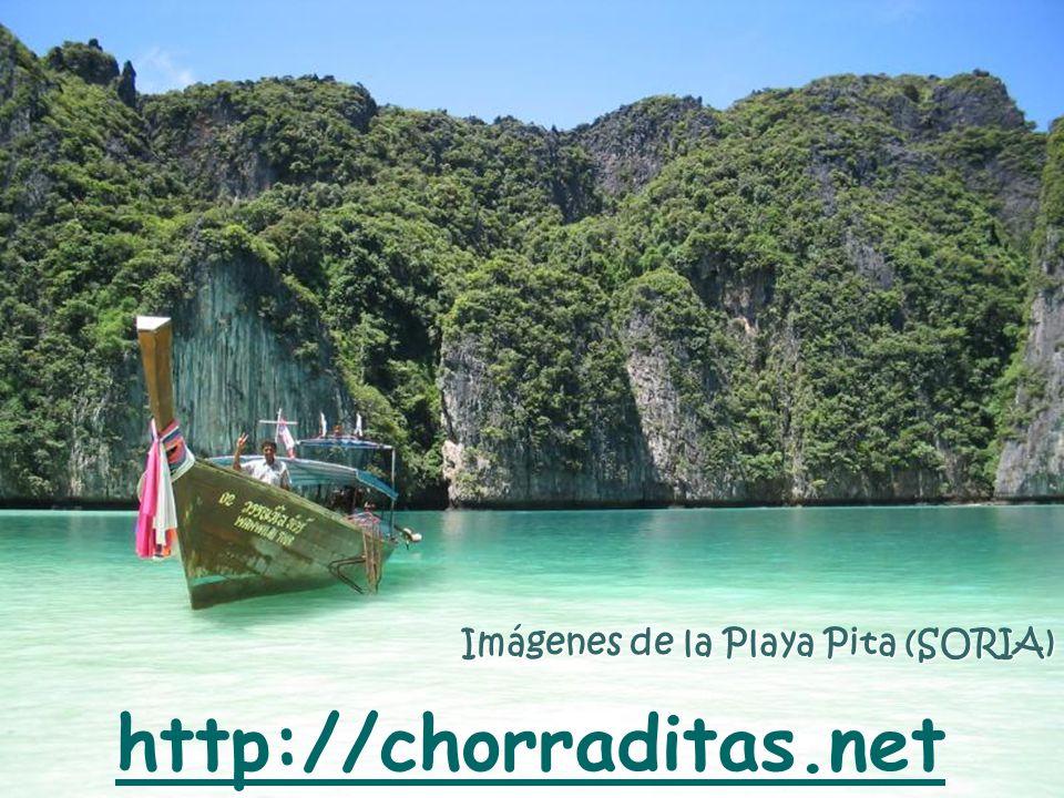 Imágenes de la Playa Pita (SORIA) http://chorraditas.net