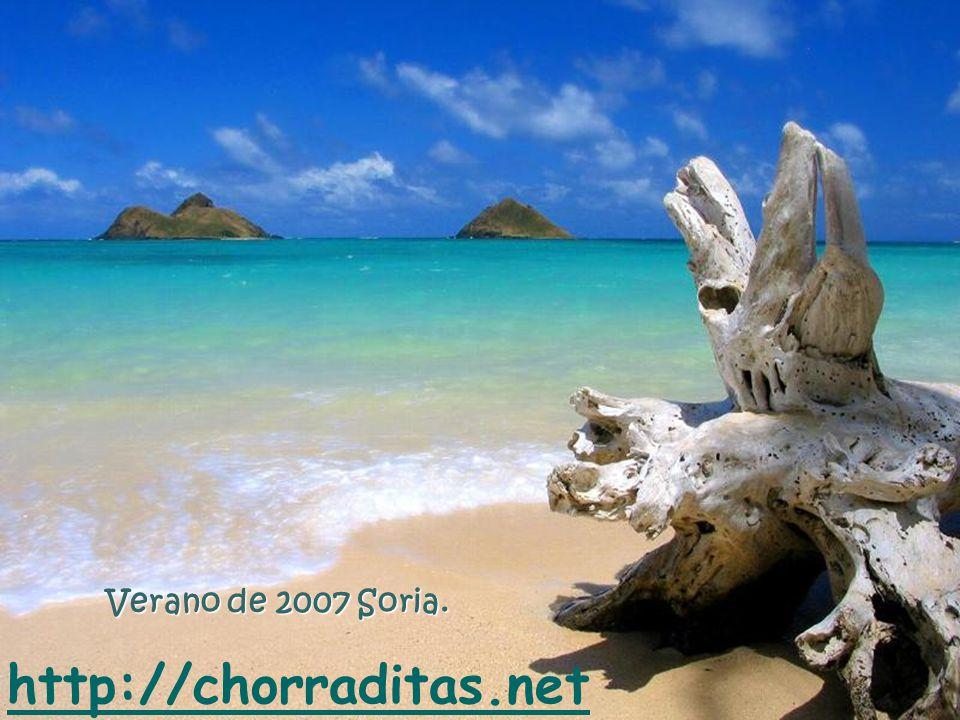 Verano de 2007 Soria. http://chorraditas.net