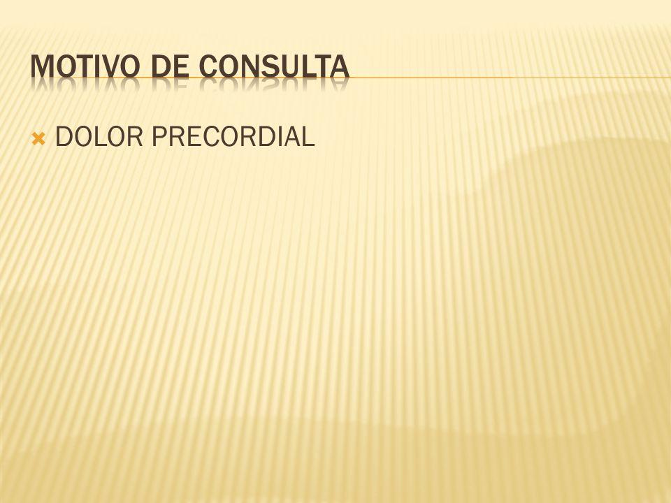 PACIENTE ADULTO MAYOR, LUCIDO, EUTROFICO, DE FASCIES COMPUESTA, CON BUENA MECANICA RESPIRATORIA.