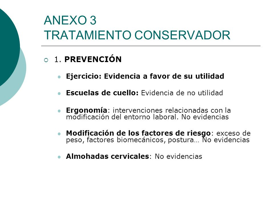 ANEXO 3 TRATAMIENTO CONSERVADOR 1.